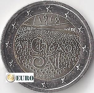 2 euro Ireland 2019 - Dáil Éireann UNC