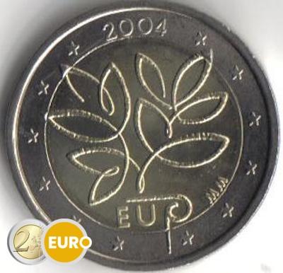2 euro Finland 2004 - EU Enlargement UNC